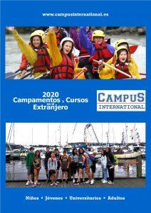 campamentos extranjero verano 2020